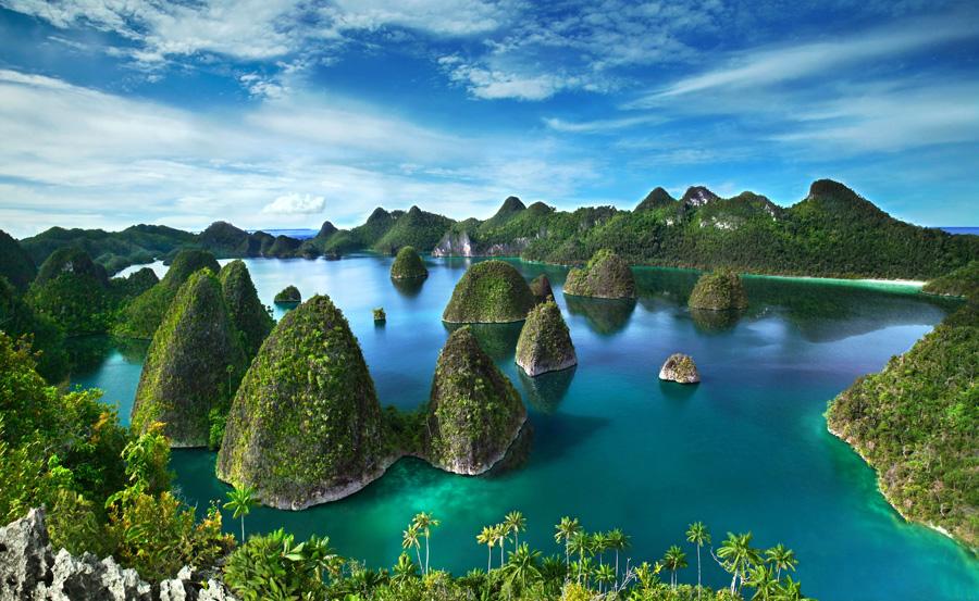 Tempat Wisata Di Indonesia Raja Ampat